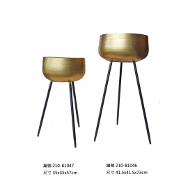 鐵製花器-y16191(花器系列-鐵製花器.金屬)