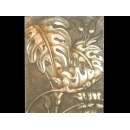 y00244創意浮雕葉子壁飾-天使壁飾