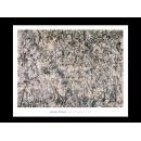 y00300 複製畫 Pollock 帕洛克-數字 1 P1015