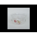 y00525玫瑰緣玻璃保溫爐座H3099-02