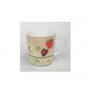 y00547草莓骨瓷馬克杯H3082