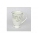 y00605白金牡丹骨瓷馬克杯 H0202-19