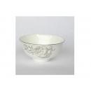 y00621 白金牡丹骨瓷點心碗10cm H0202-05(y00619)
