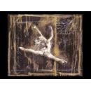 y00795 複製畫 Wiley威力-芭蕾 II W768