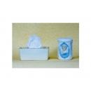 y00972- 面紙盒EC-50603、牙刷架SW--01