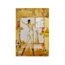 (人物) 窗內 -07YG-00369-y00999 油畫