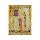 鏡外 -07YG-00396-y01006 油畫(人物)