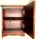 y01149西班牙鄉村風情-紐西蘭雲杉木置物櫃-台灣製造