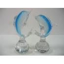 水晶海豚 y01192 水晶飾品系列   No.034