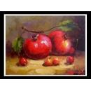 水果靜物-y01260油畫