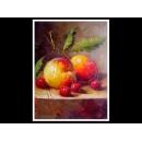 水果靜物-y01261油畫