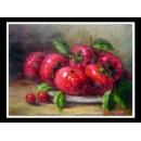 水果靜物-y01262油畫