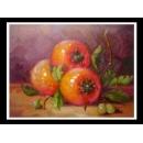 水果靜物-y01263油畫