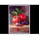 水果靜物-y01265油畫
