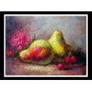 水果靜物-y01266油畫