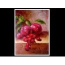 水果靜物-y01267油畫