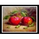 水果靜物-y01268油畫