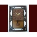 瓢蟲仿古框掛鐘 y01307 時鐘.溫度計.鏡子 溫度計.壁掛鐘