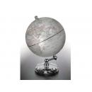 透明水晶底座地球儀 y01325 立體雕塑.擺飾 地球儀系列--無庫存