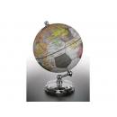 透明水晶底座地球儀 y01327 立體雕塑.擺飾 地球儀系列--無庫存