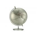 圓型霧面底座地球儀 y01347  立體雕塑.擺飾 地球儀系列 --無庫存