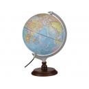 彩色立體燈飾地球儀 y01365 LW-112LANW 立體雕塑.擺飾 地球儀系列 --無庫存