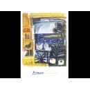 y01434畢卡索Picasso複製畫The Pigeons, 1957  P246