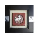 y01578牡羊座立體浮雕壁飾