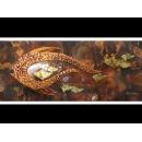 y01588銅雕系列-銅雕壁飾-魚銅雕壁飾