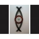 鯉躍龍門壁掛鐘 y01597  時鐘.溫度計.鏡子 溫度計.壁掛鐘