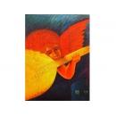 音樂小天使07YG-01091-y01675(油畫)