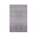 y01741 玻璃花器-長圓B654