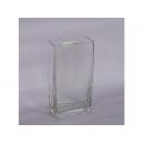 y01745 玻璃花器-長方B658
