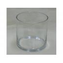 y01749 玻璃花器-圓盆B661