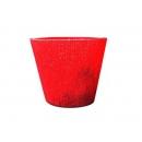 y01770 樹脂花器(紅)-大YH6027