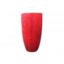 y01797 樹脂花器-紅YH6030-1003D0031