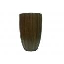 y01800 樹脂木花器(大)YH3680-1033D0042