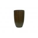 y01802 樹脂木花器(小)YH3685-1033D0044