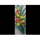 常美水彩畫-4k鬱金香-y01942-4D水彩