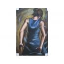 神秘女郎-IMG_3977-y01998-油畫