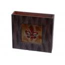 y02001-花器-木製花器