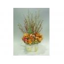 y02099-聖誕作品-創意花卉