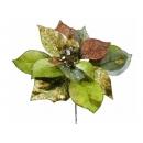 y02147-花材-聖誕花(綠)