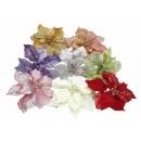 y02158-花材-聖誕花(短枝)(單一價格)