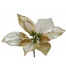 y02170-花材-彩蔥聖誕花(金)