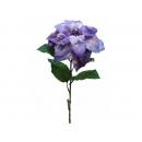 y02178-花材-聖誕花(紫)