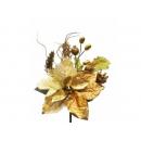 y02205-花材-聖誕花