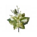 y02207-花材-聖誕花(綠)