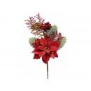 y02212-花材-聖誕花果(紅)