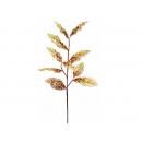 y02303-花材-金典花材-洋玉蘭葉(金)